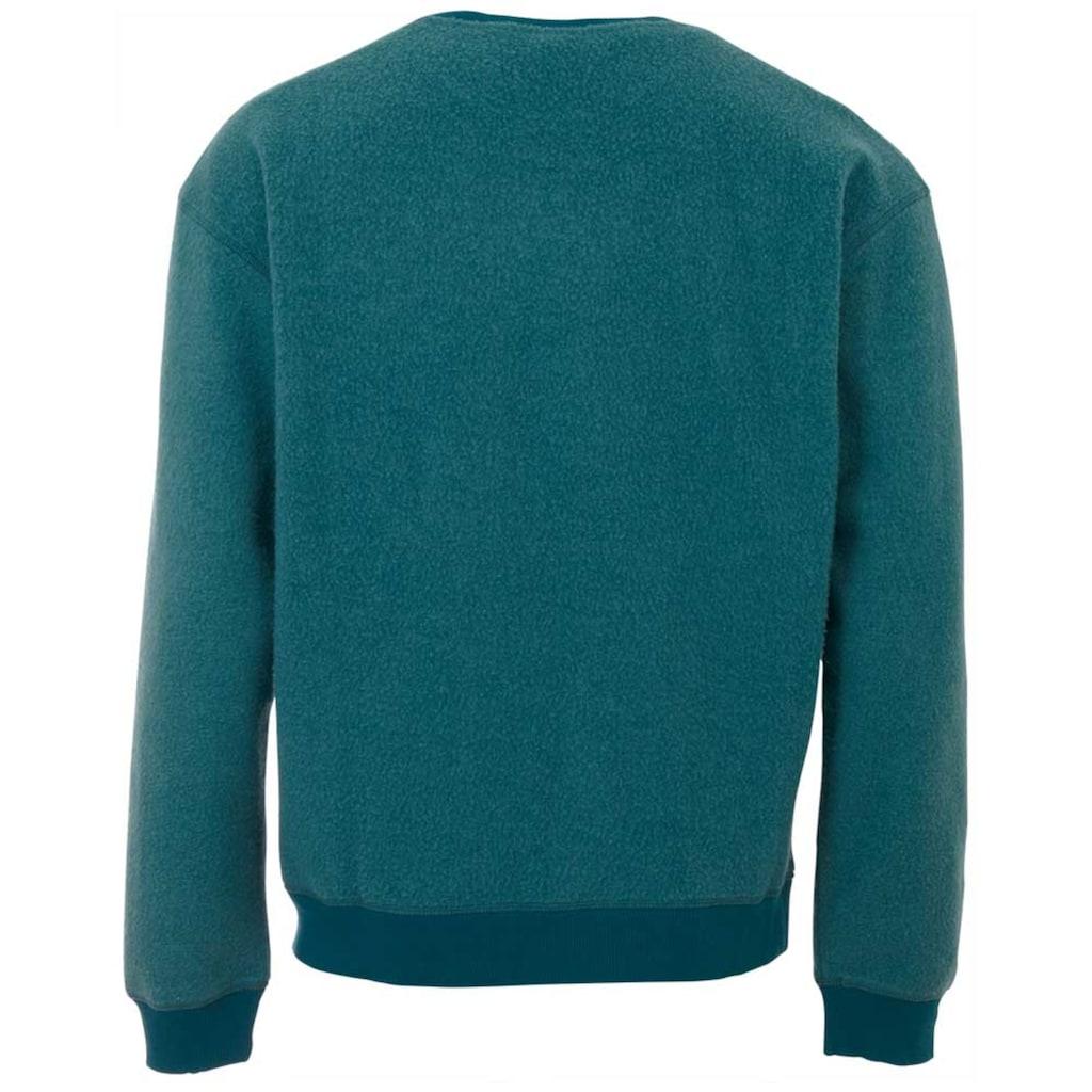 Kappa Sweatshirt »AUTHENTIC FIONN«, in aussen angerauter Sweatqualit&auml;t<br />