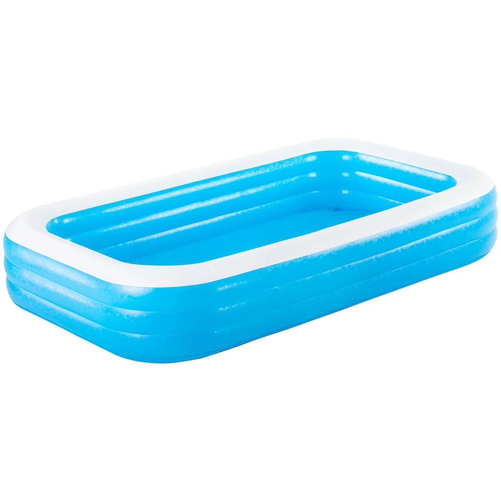 Bestway Planschbecken »Family Pool Deluxe«, BxTxH: 183x305x56 cm