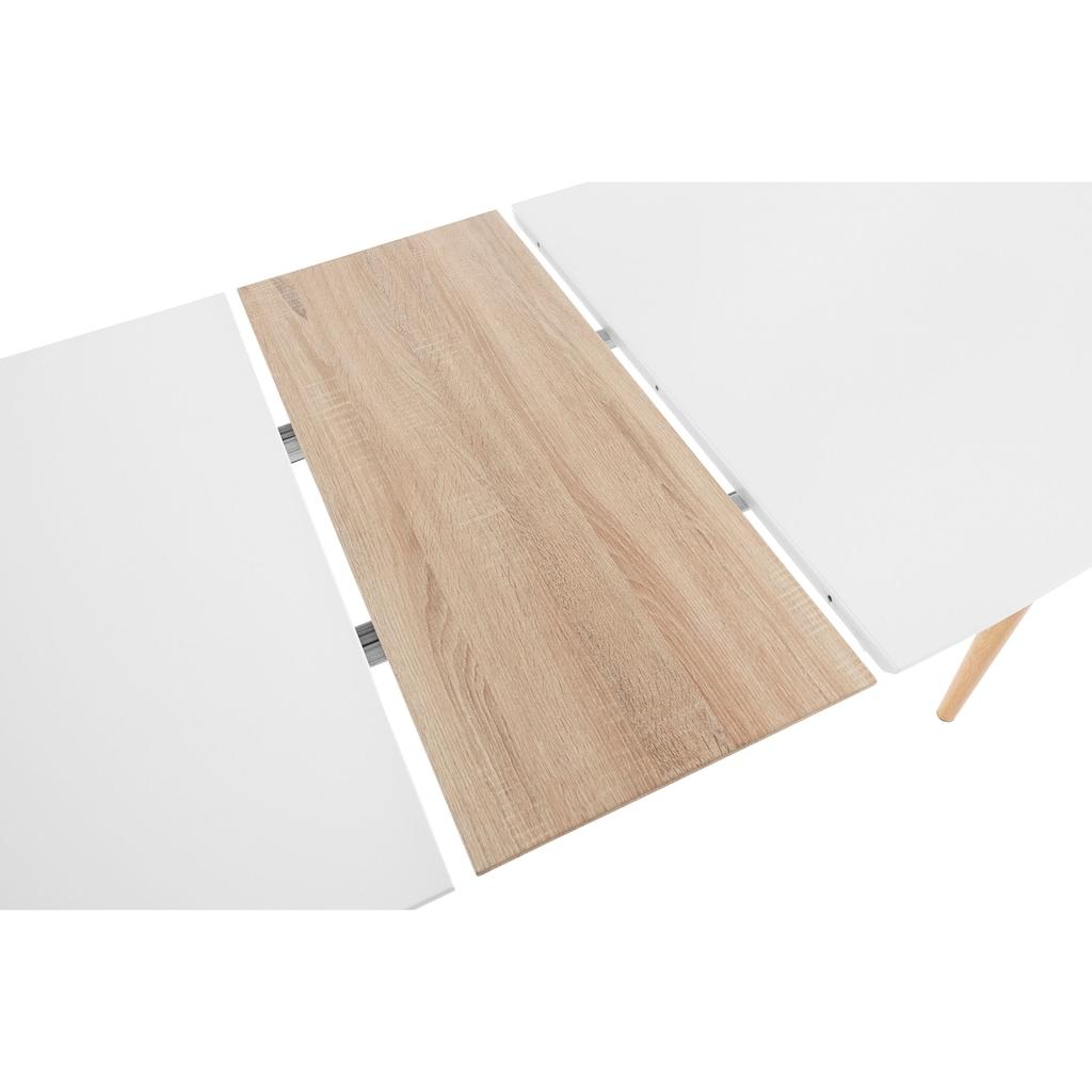 Esstisch »Oskar«, zum Ausziehen (160-280 cm)