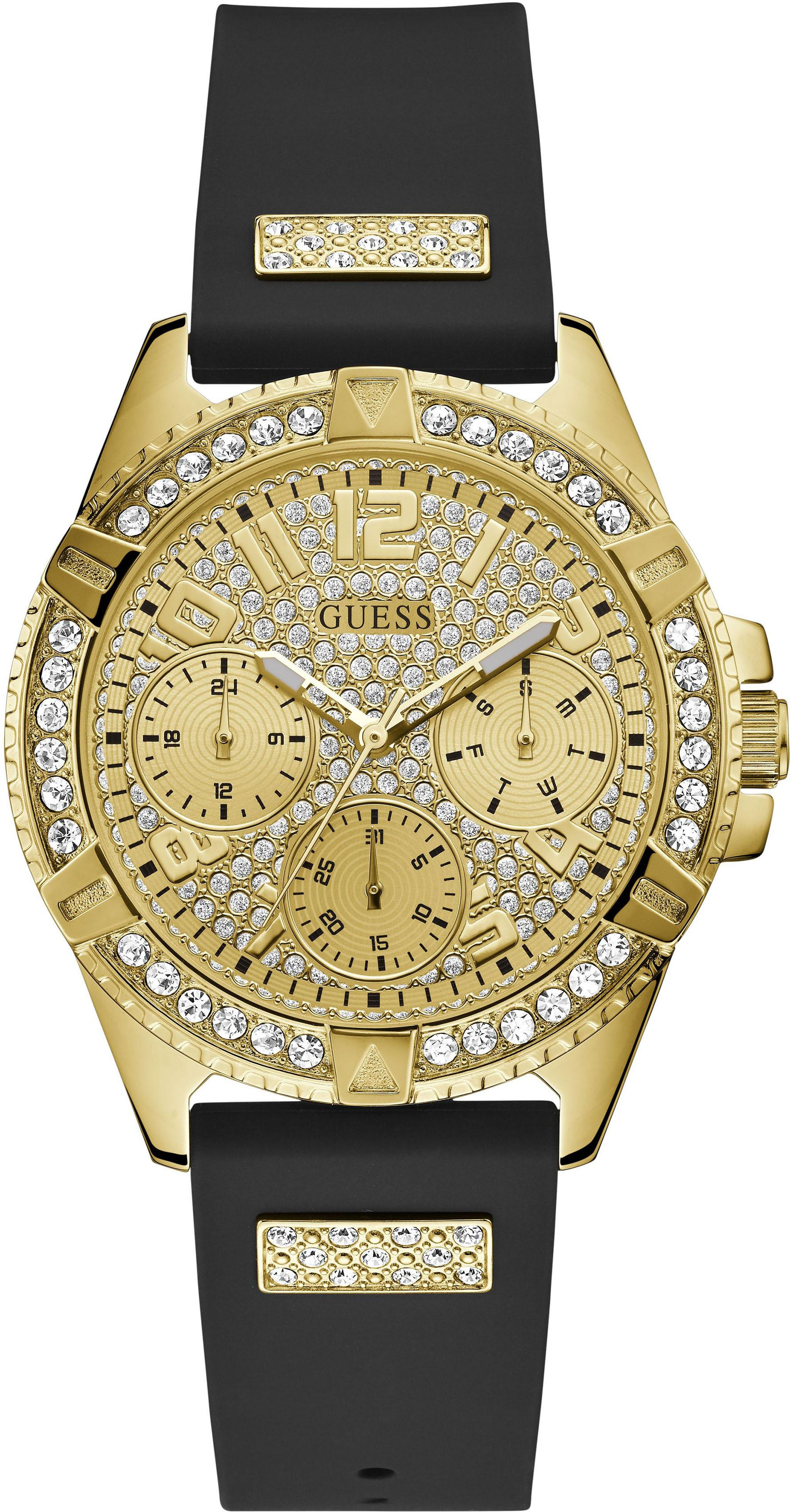 Guess Multifunktionsuhr LADY FRONTIER, W1160L1   Uhren > Multifunktionsuhren   Guess