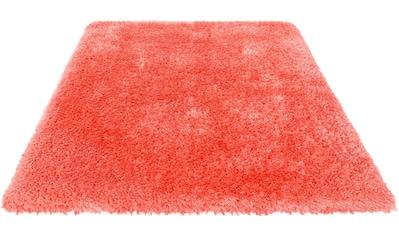 Hochflor - Teppich, »Micro exclusiv«, Guido Maria Kretschmer Home&Living, rechteckig, Höhe 78 mm, handgetuftet kaufen
