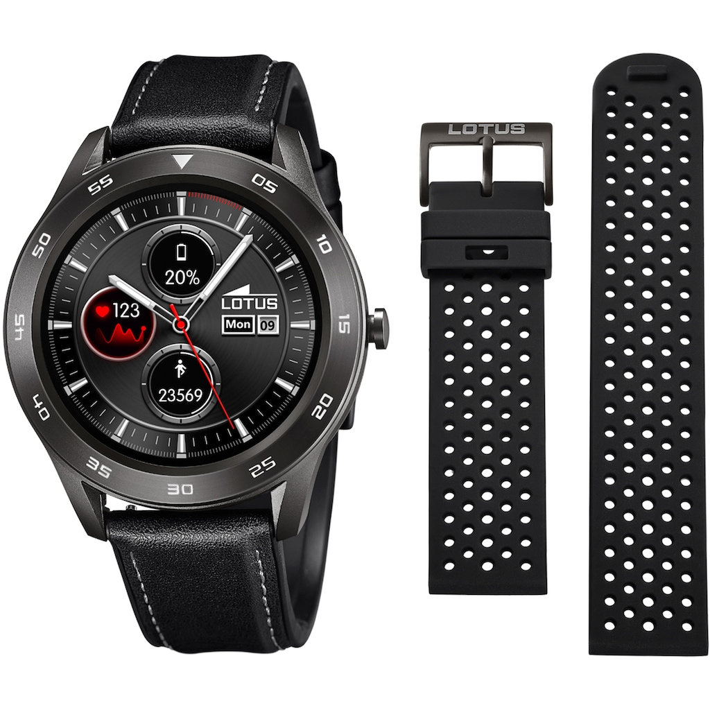 Lotus Smartwatch »Smartime, 50012/3« (