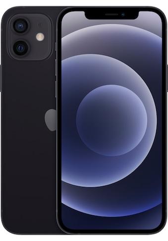 """Apple Smartphone »iPhone 12«, (15,5 cm/6,1 """" 256 GB Speicherplatz, 12 MP Kamera), ohne Strom Adapter und Kopfhörer, kompatibel mit AirPods, AirPods Pro, Earpods Kopfhörer kaufen"""