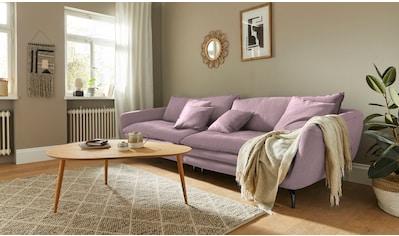 Mr. Couch Big-Sofa »Brooke«, 5 Jahre Hersteller-Garantie auf Kaltschaumpolsterung,... kaufen
