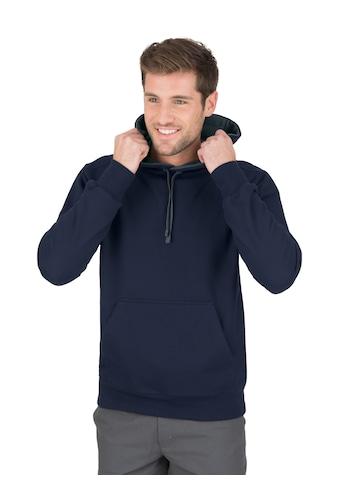 Trigema Kapuzenshirt aus Sweat - Qualität kaufen