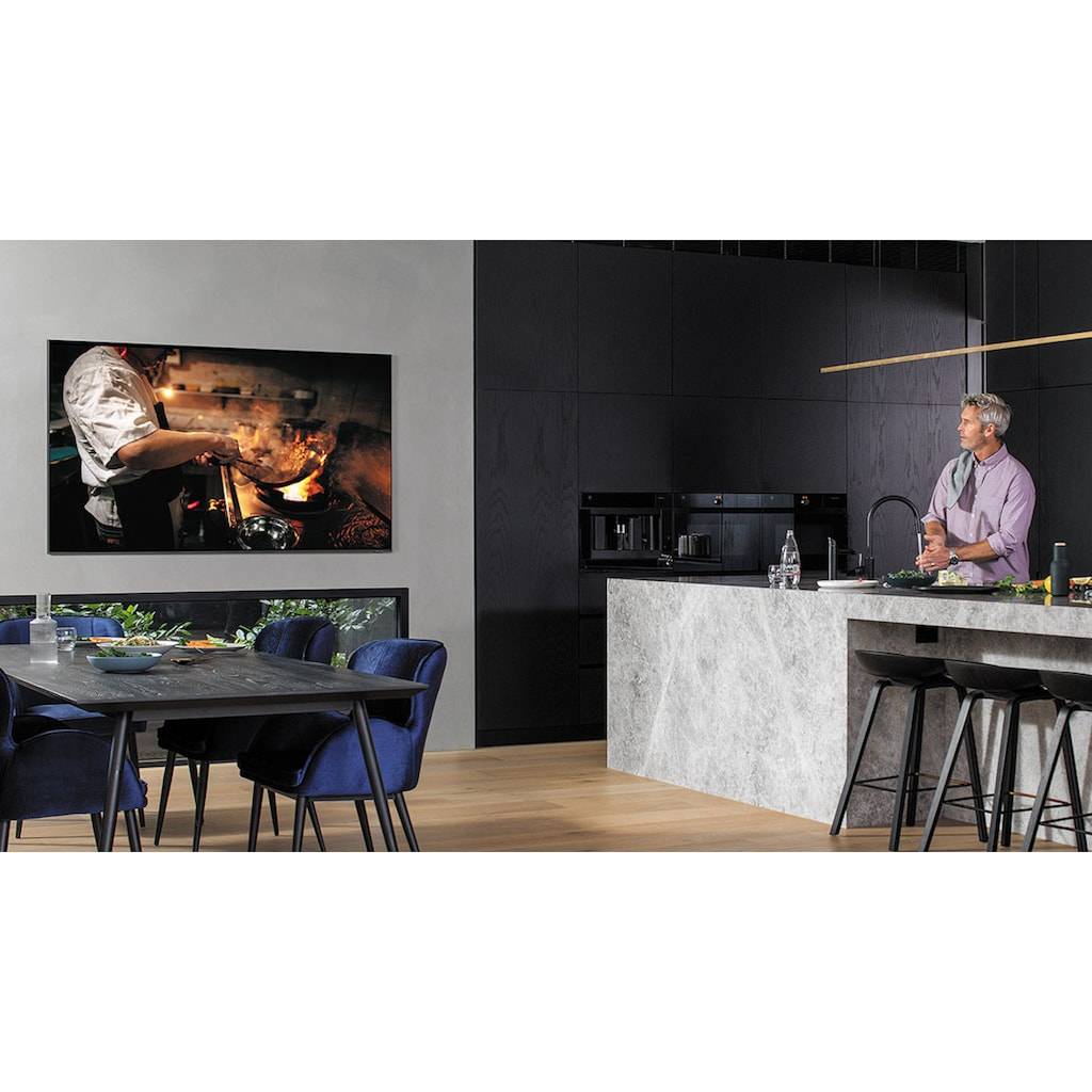 "Samsung QLED-Fernseher »GQ75Q800T«, 189 cm/75 "", 8K, Smart-TV"