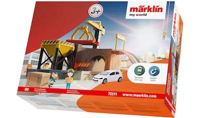 Märklin Modelleisenbahn-Gebäude »Märklin my world - Güterverladebahnhof - 72211« kaufen