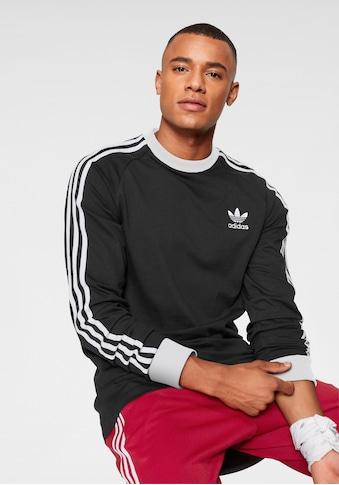 adidas Originals Langarmshirt »3 - STREIFEN LONGSLEEVE« kaufen