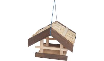 Kiehn - Holz Vogelhaus BxTxH: 30x22x24 cm kaufen