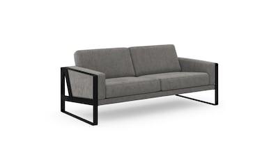 machalke® 2,5-Sitzer »frame«, mit Kufe in Schwarz kaufen