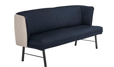 W.SCHILLIG Essbank »chloé«, 2-Sitzer Küchensofa mit dekorativer Biese, mit Absetzung... kaufen