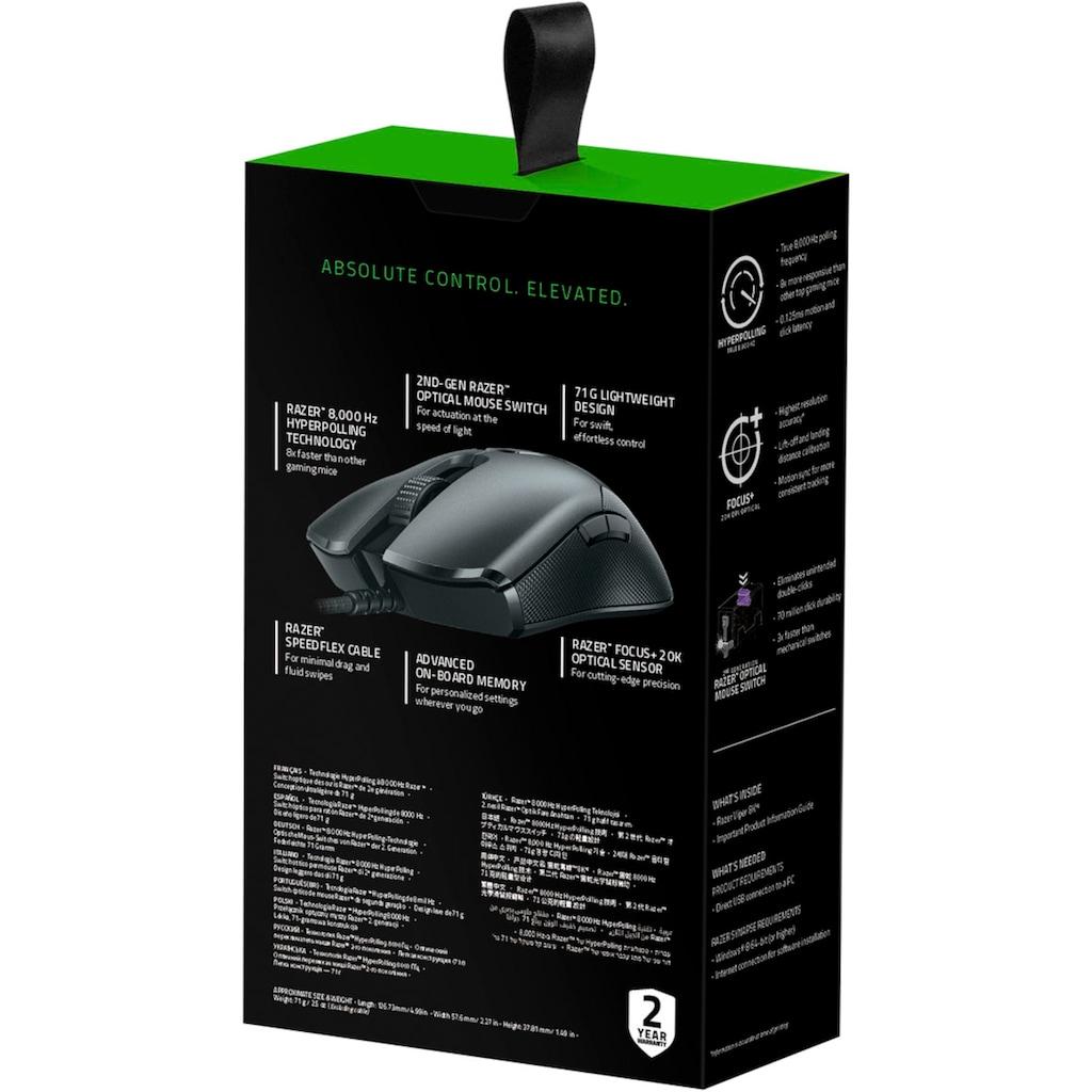 RAZER Gaming-Maus »Viper 8KHz«, kabelgebunden