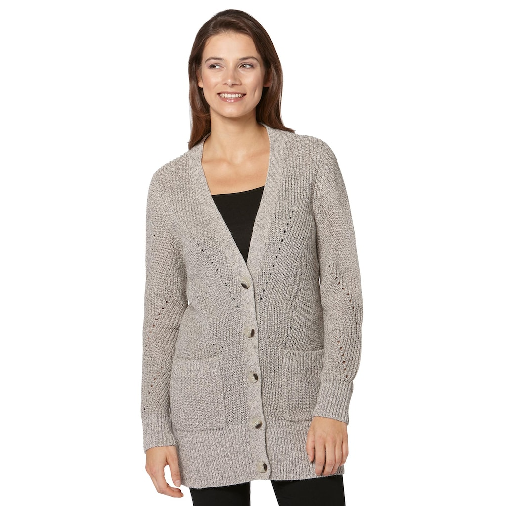 Ambria Strickjacke