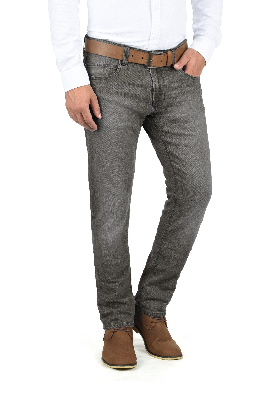 Indicode 5-Pocket-Jeans »Quebec« | Bekleidung > Jeans > Sonstige Jeans | Grau | Jeans - Denim | INDICODE