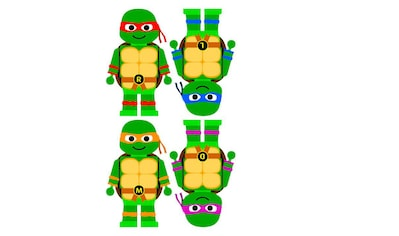 Wall-Art Wandtattoo »Teenage Mutant Ninja Turtles« kaufen