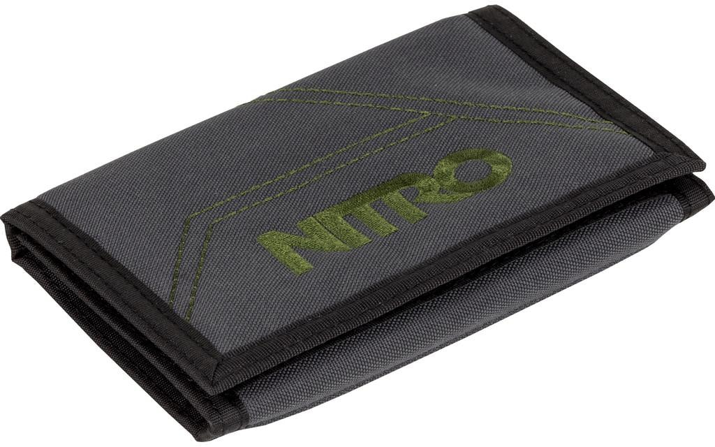Nitro Geldbörse, »Wallet Pirate Black«