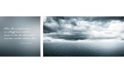 queence Leinwandbild »Endloses Meer«, (Set), 2er-Set kaufen