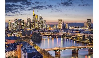 Papermoon Fototapete »Frankfurt am Main« kaufen