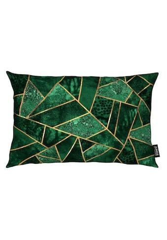 Dekokissen, »Deep Emerald«, Juniqe kaufen