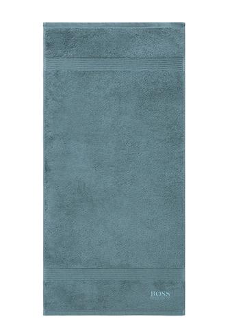 Hugo Boss Home Duschtuch »LOFT«, (1 St.), aus ägäischer Baumwolle kaufen