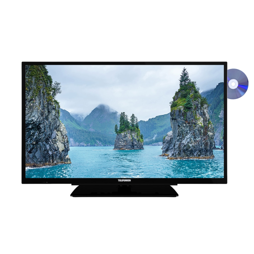 Telefunken XF32G519D LED-Fernseher (81 cm / (32 Zoll), Full HD, Smart-TV