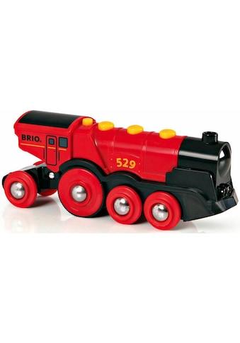 """BRIO® Spielzeug - Eisenbahn """"BRIO® WORLD Rote Lola Batterielok"""" kaufen"""