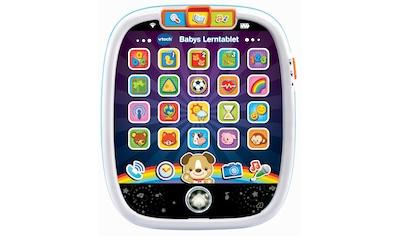 Vtech® Lerntablet »Babys Lerntablet«, mit Sound kaufen