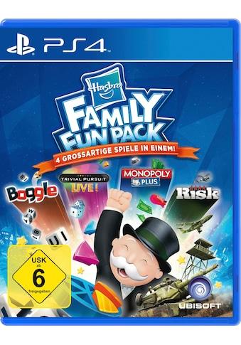 Hasbro Family Fun Pack PlayStation 4 kaufen