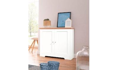 Home affaire Sideboard »Nanna«, mit einer duroplastischen Folien Oberfläche in... kaufen