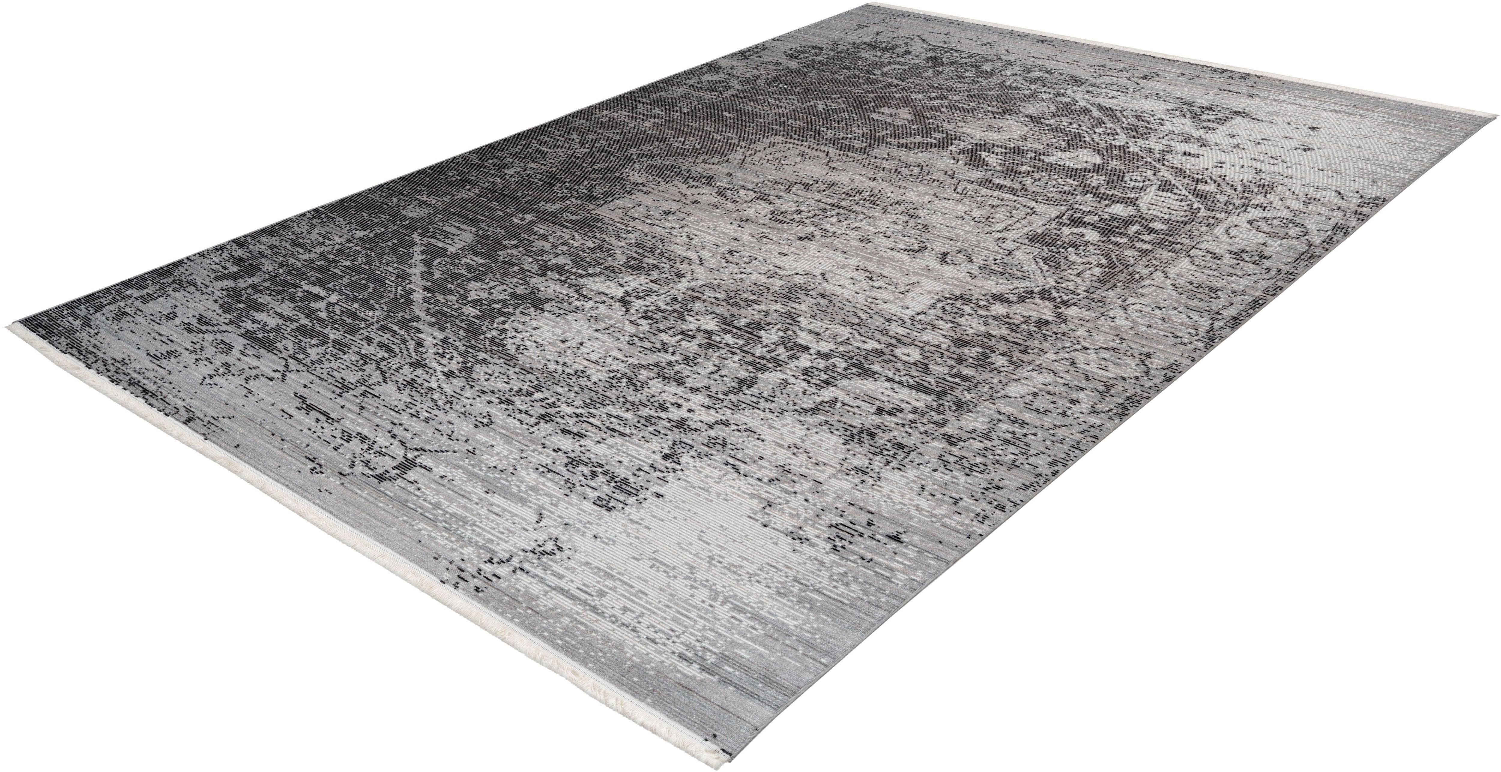 Teppich Rossa 808 calo-deluxe rechteckig Höhe 5 mm maschinell gewebt