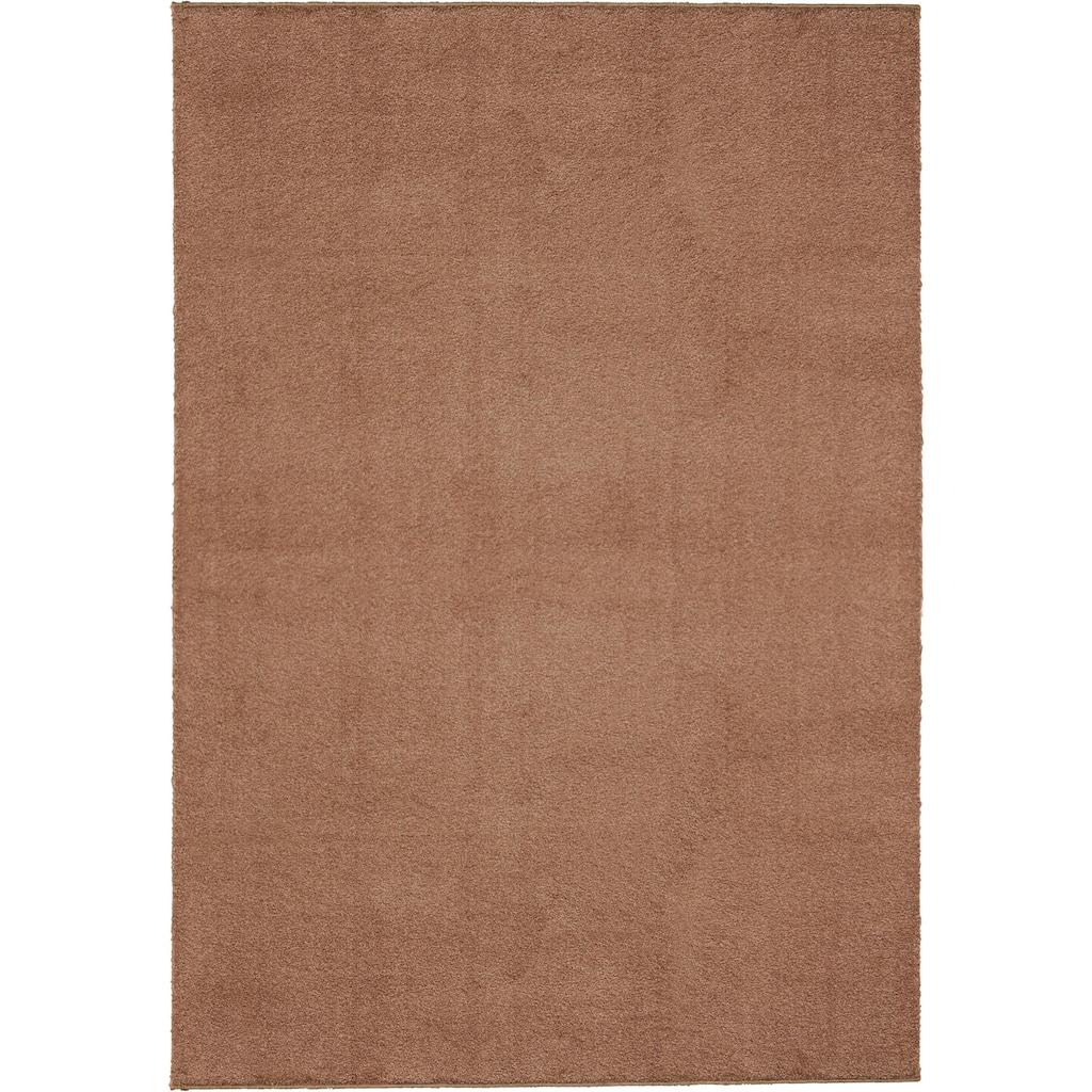 merinos Teppich »Montana«, rechteckig, 20 mm Höhe, Wohnzimmer