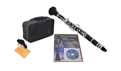 Clifton Bb-Klarinette, boehmisch, inkl. Notenbuch und CD kaufen