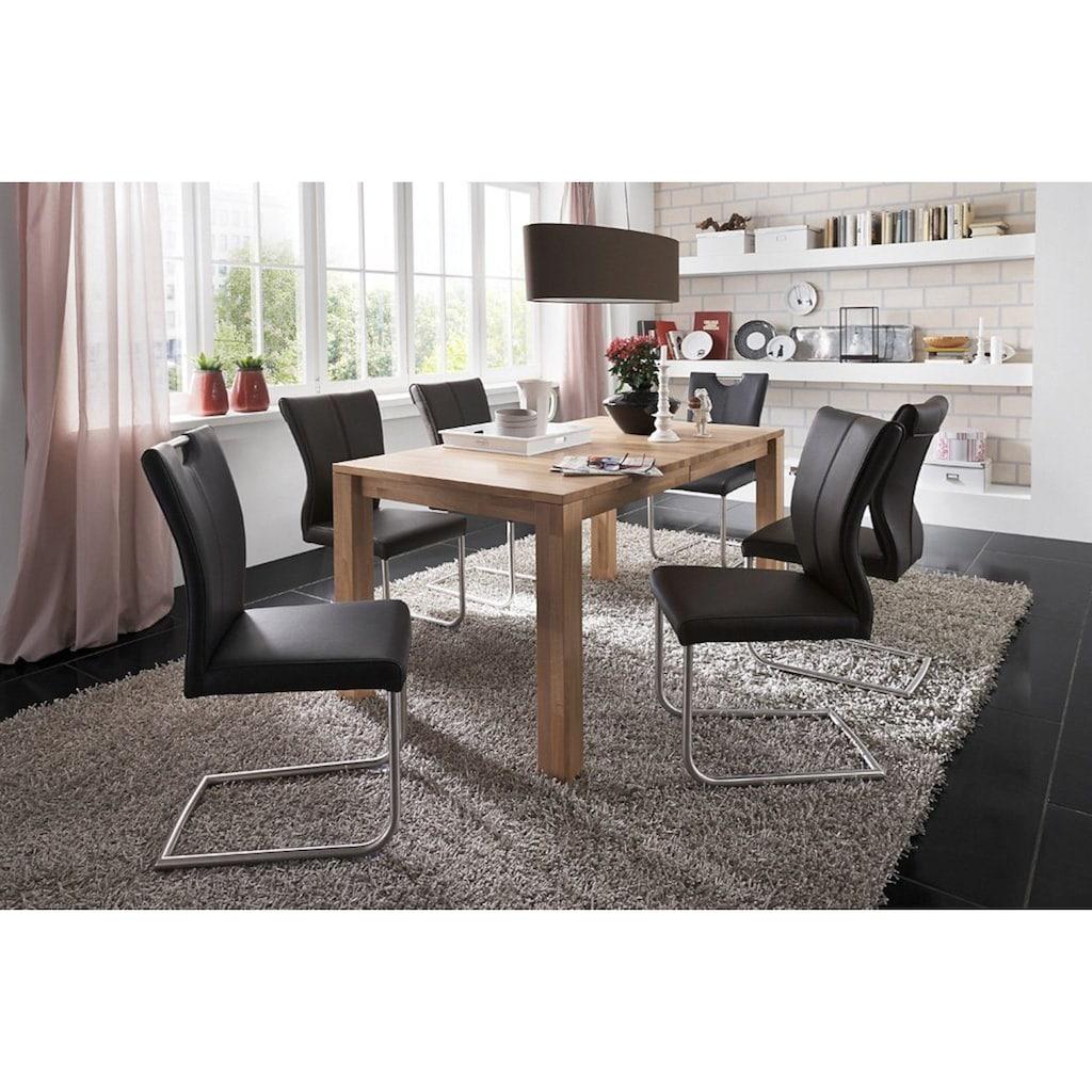 NIEHOFF SITZMÖBEL Kulissen-Esstisch »Top Trends«, Breite 140 cm