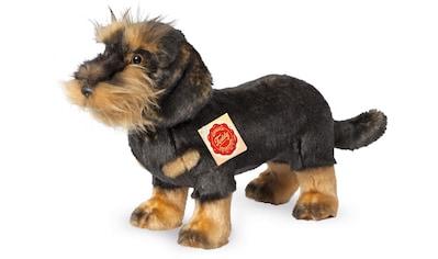 Teddy Hermann® Kuscheltier »Rauhaardackel stehend, 28 cm« kaufen