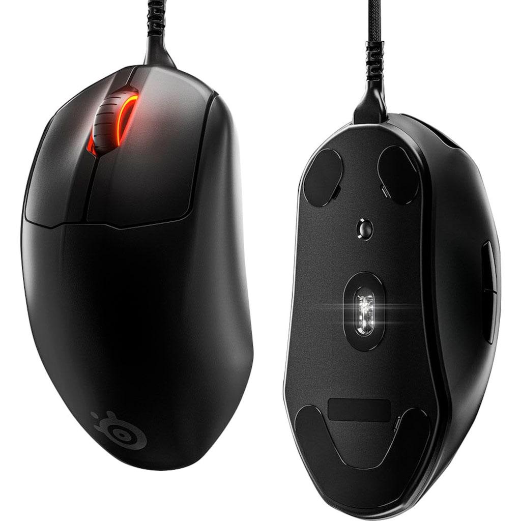 SteelSeries Gaming-Maus »Prime«, kabelgebunden