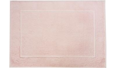 Badematte »Home«, freundin Home Collection, Höhe 11 mm, beidseitig nutzbar fußbodenheizungsgeeignet strapazierfähig kaufen