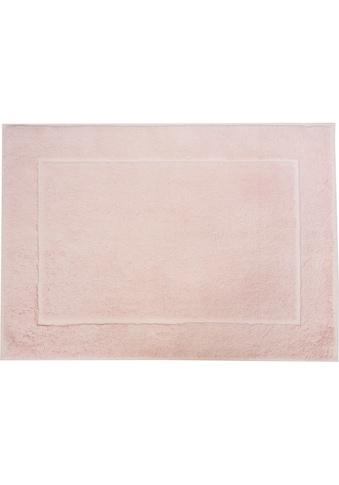 freundin Home Collection Badematte »Home«, Höhe 11 mm, beidseitig nutzbar-fußbodenheizungsgeeignet-strapazierfähig kaufen