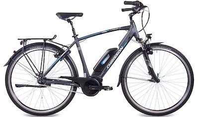 Chrisson E - Bike »E - ROUNDER Herren«, 7 Gang Shimano Nexus SG - C3000 - 7 Schaltwerk, Nabenschaltung, Mittelmotor 250 W kaufen