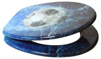SANILO WC - Sitz »Soccer«, mit Absenkautomatik kaufen