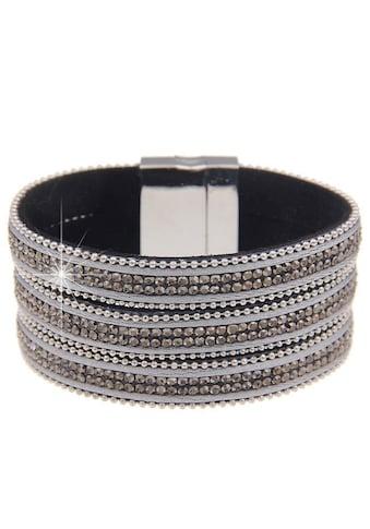 leslii Armband mit Glitzerfäden kaufen
