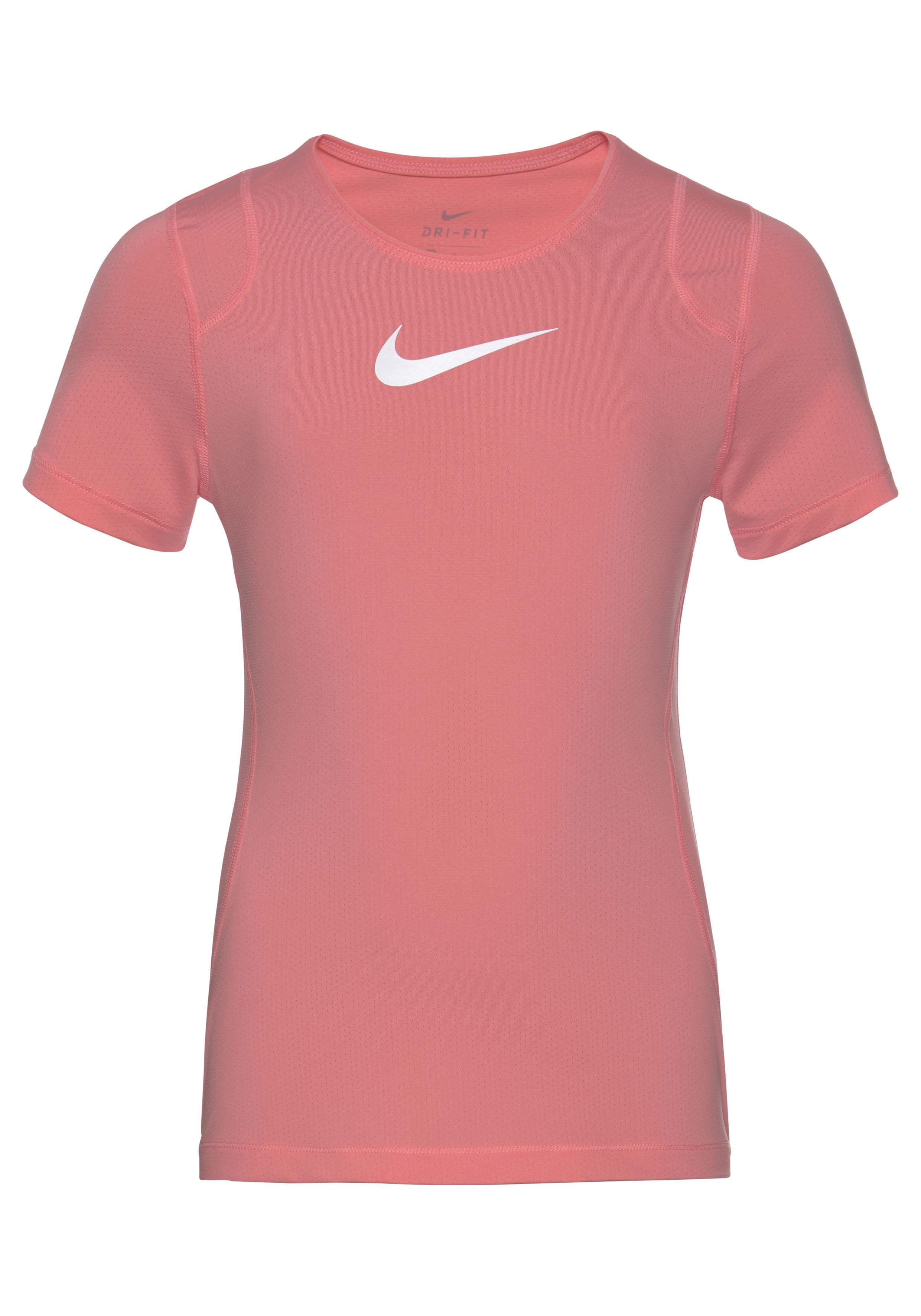 Nike Funktionsshirt GIRLS NIKE PERFORMANCE TOP SHORTSLEEVE | Bekleidung > Shirts > Funktionsshirts | Nike