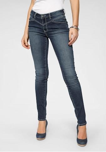 Arizona Slim - fit - Jeans »Shaping mit Kontrastnähten« kaufen