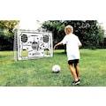 Hudora Fußballtor »TAKTIK«, BxLxH: 76x213x152 cm, mit Torwand