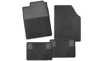 CarFashion Universal-Fußmatten »Parabolica«, Kombi/PKW, (Set, 4 St.), universal passend kaufen