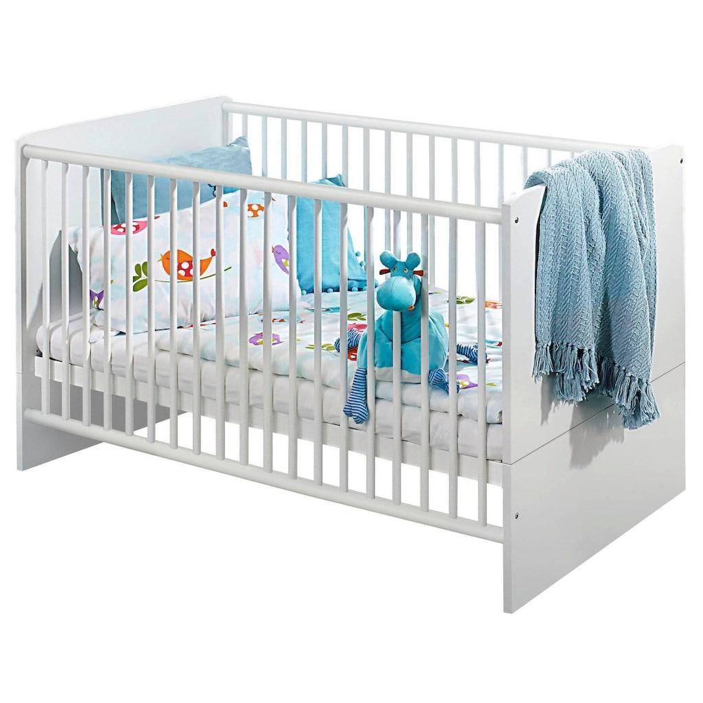 rauch ORANGE Babymöbel-Set »Potsdam«, (Spar-Set, 2 St.), Bett + Wickelkommode