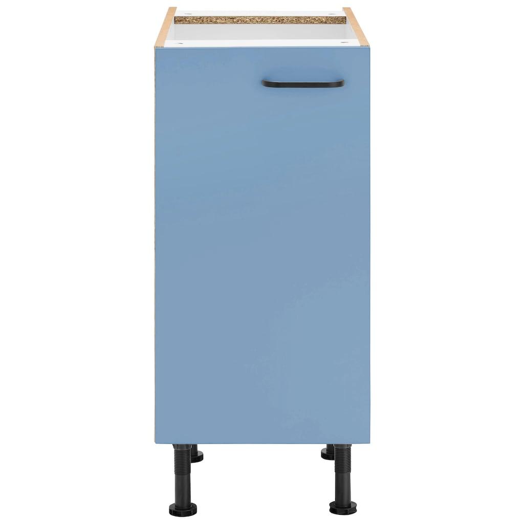 OPTIFIT Unterschrank »Elga«, mit Soft-Close-Funktion, höhenverstellbaren Füßen und Metallgriff, Breite 45 cm