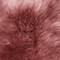 Heitmann Felle Stuhlkissen »Lamm, rund«, Sitzauflage, Sitzfell, rund, Ø 45 cm, echtes Lammfell, waschbar