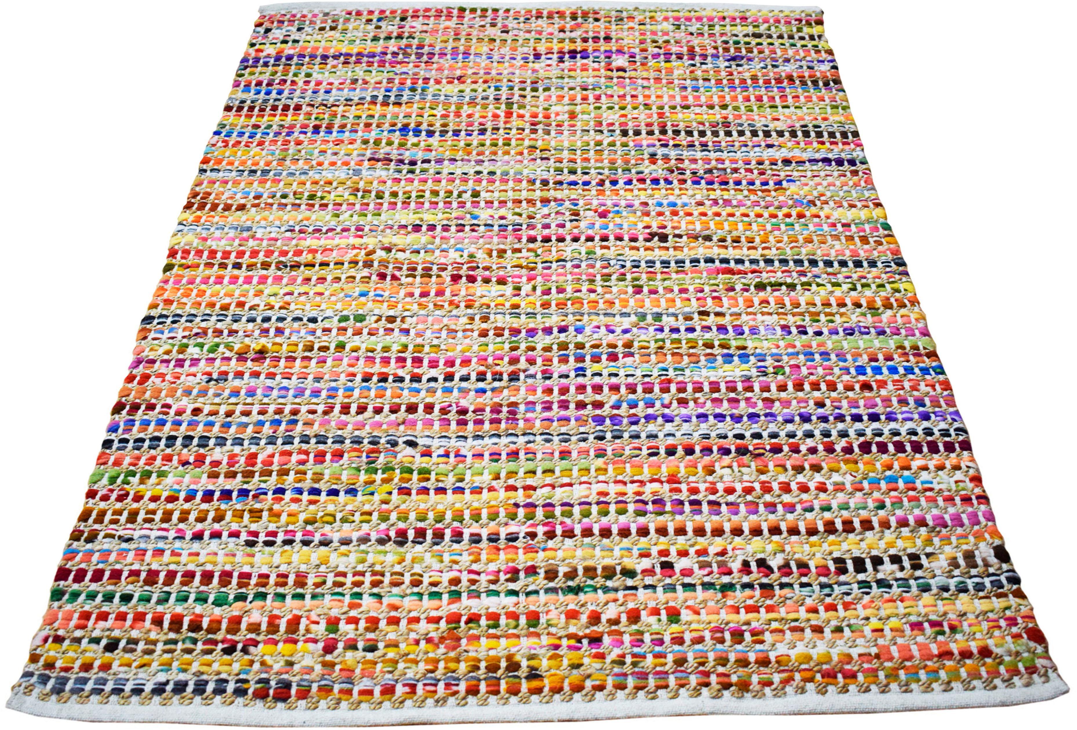 Teppich Signe my home rechteckig Höhe 14 mm