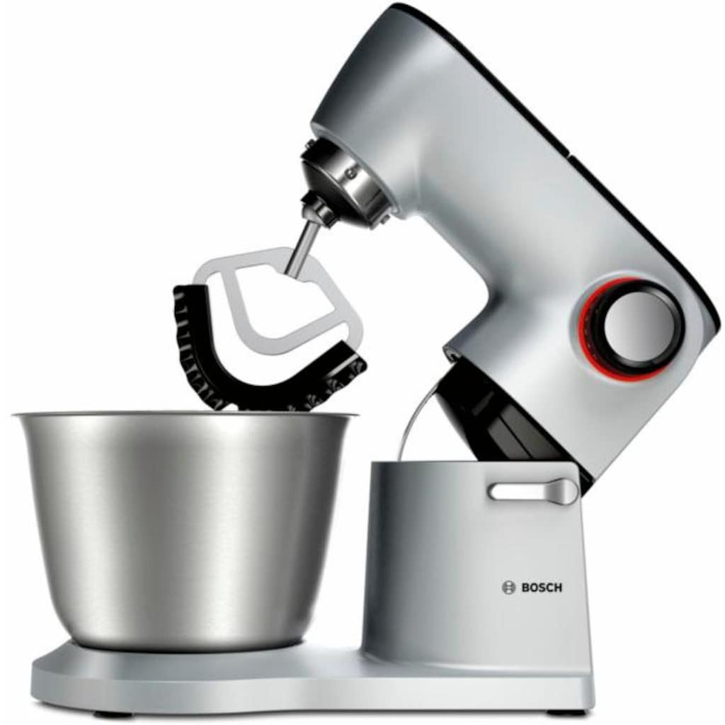 BOSCH Küchenmaschine »OptiMUM MUM9D33S11«, 1300 W, 5,5 l Schüssel