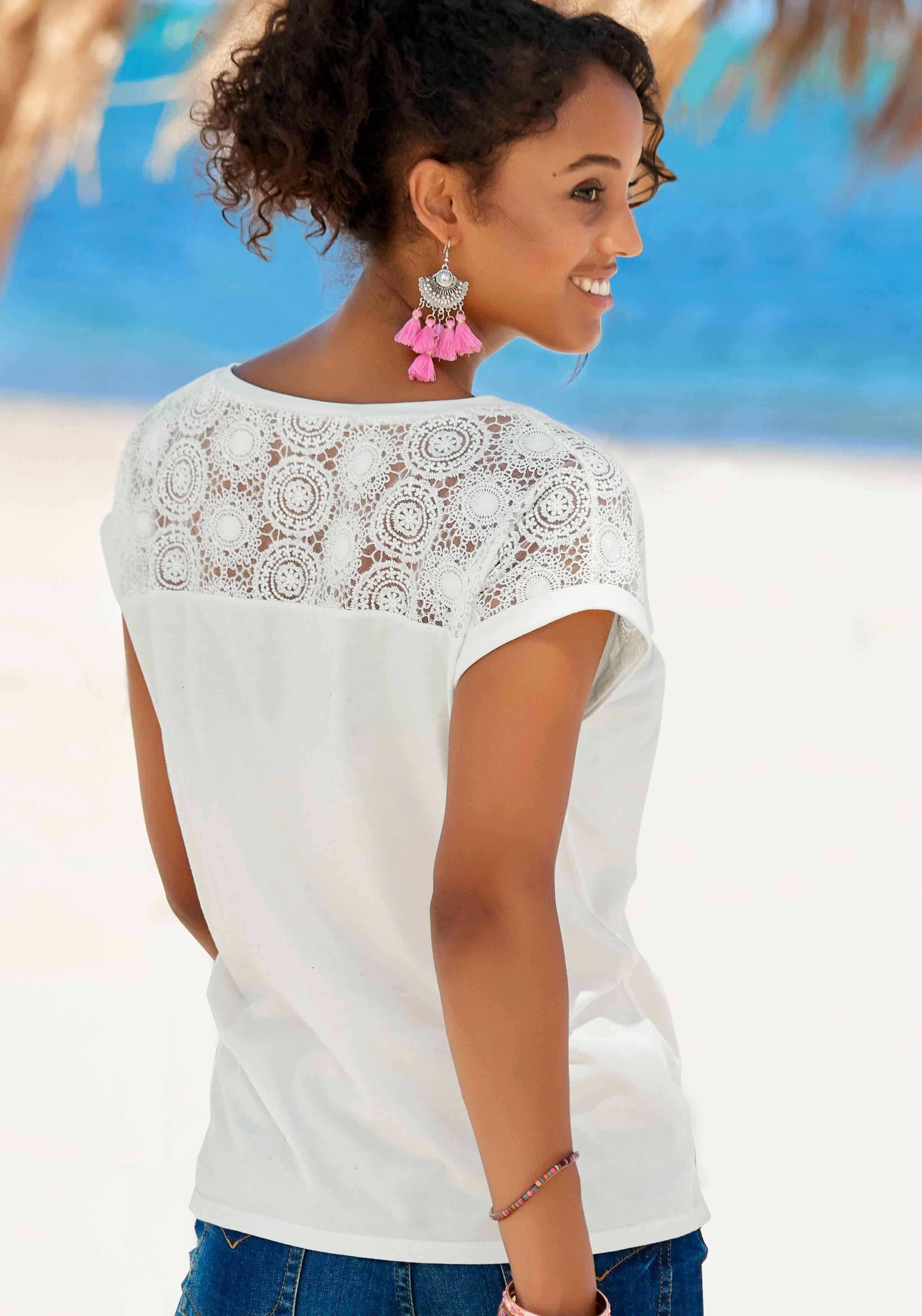LASCANA T-Shirt | Bekleidung > Shirts | Lascana